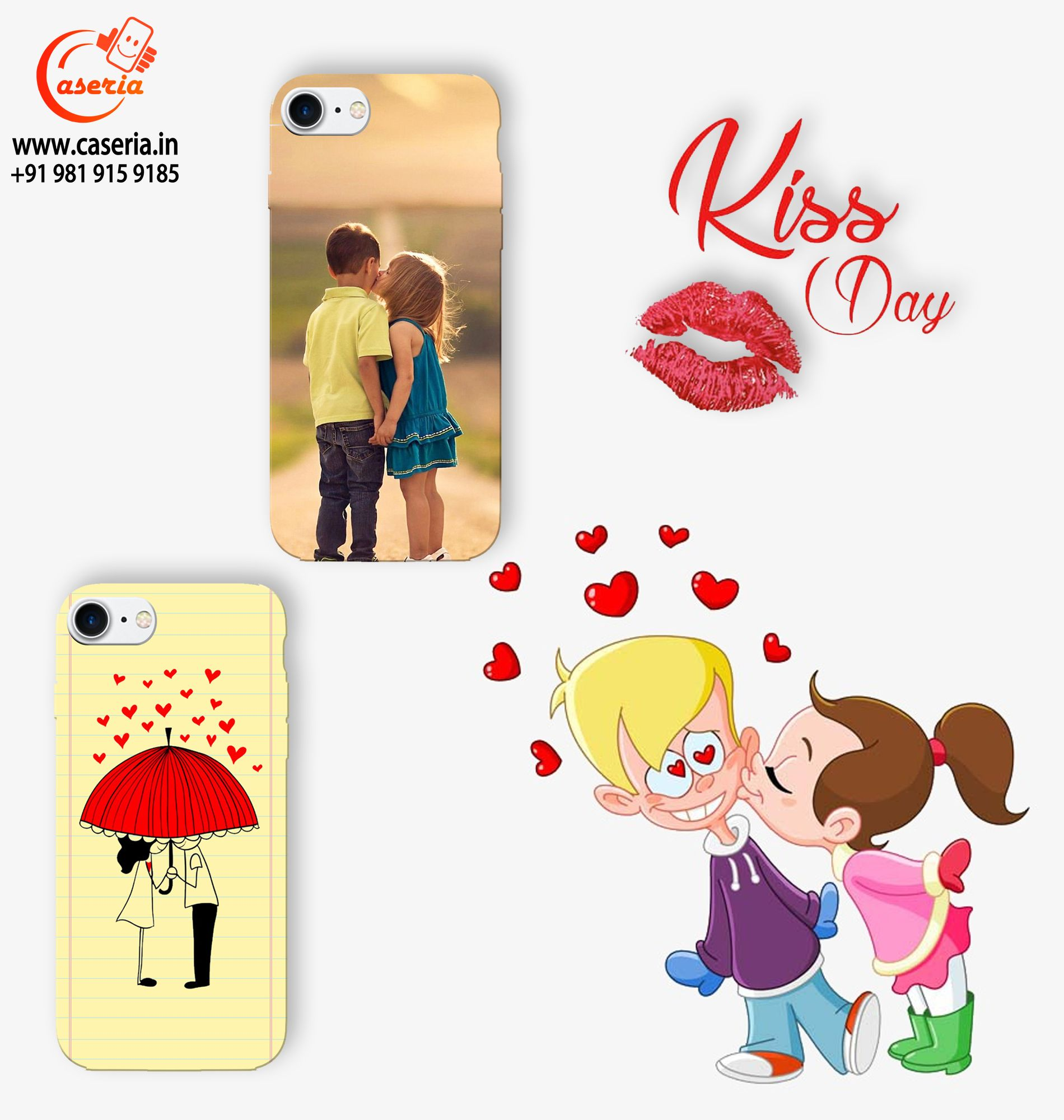 Buy Kiss Day Gifts Online And Send A Surprising Gift To Your Loved