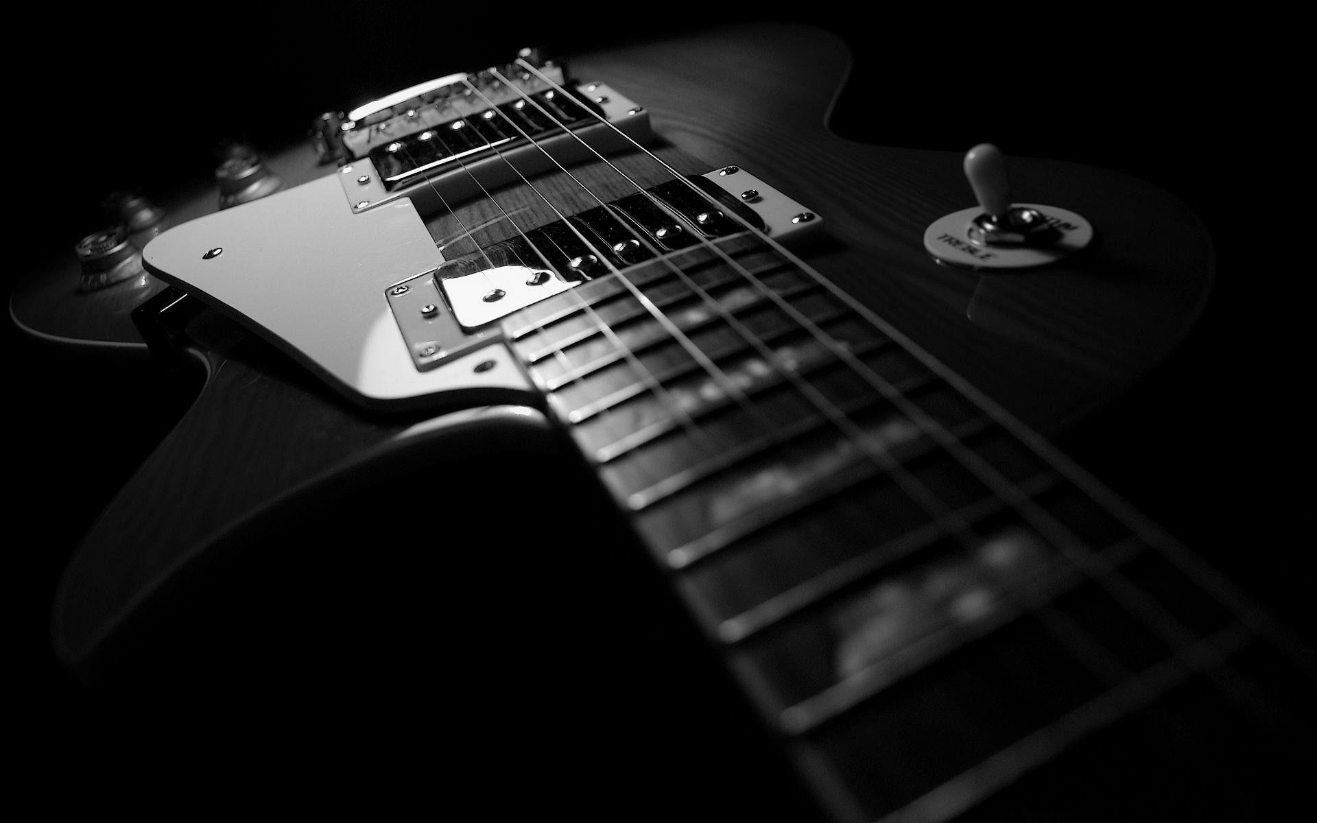 Les Paul Electric Guitar Wallpapers Pack Download