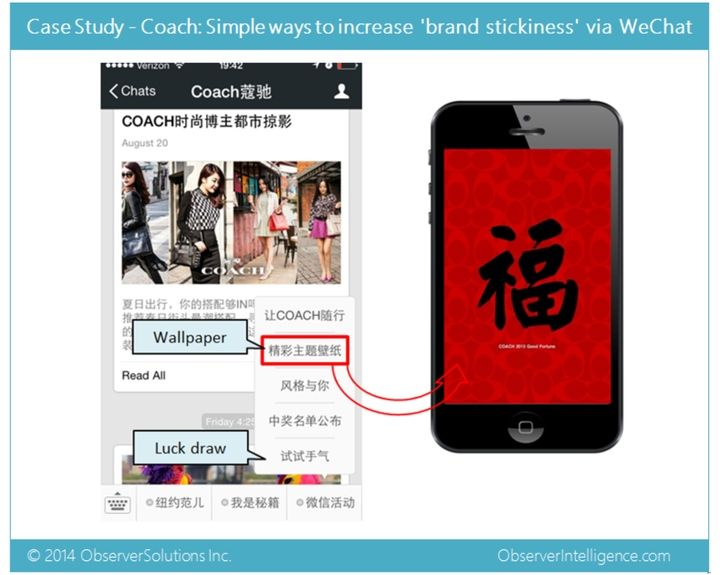 Fashion brands in China work hard to get dedicated followers on