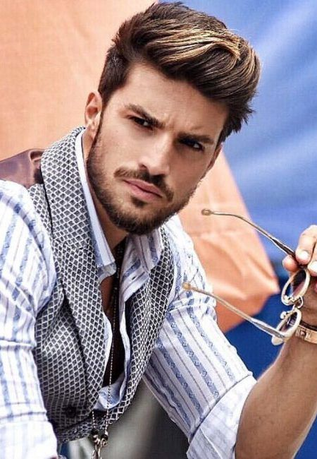 Pin by fashion on haircuts pinterest brunette hair mens hair highlights for brunettes hair highlights brunette hair men hair haircuts for men hair cuts dark hair hairdos pmusecretfo Gallery
