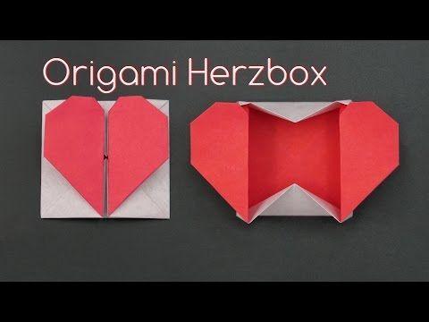 Basteln Mit Papier Zum Valentinstag Diy Pop Up Karten Als