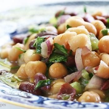 Three Bean Salad Recipe - Simply Recipes & ZipList