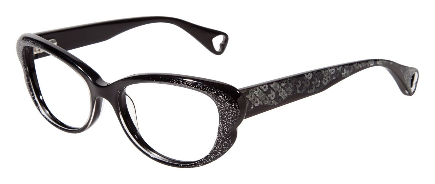 Betsey Johnson Solar Flare BJ 0146 Eyeglasses | Free Shipping ...
