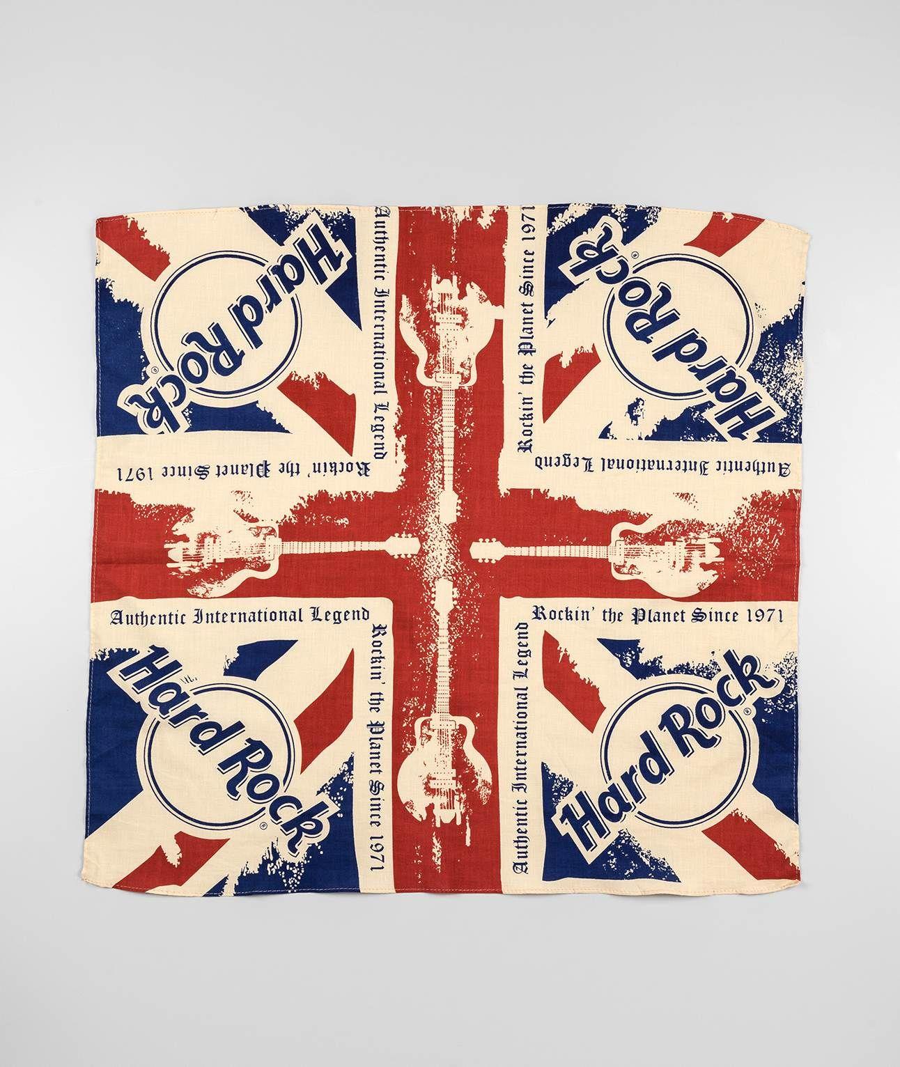 Union Jack Bandana #HardRock