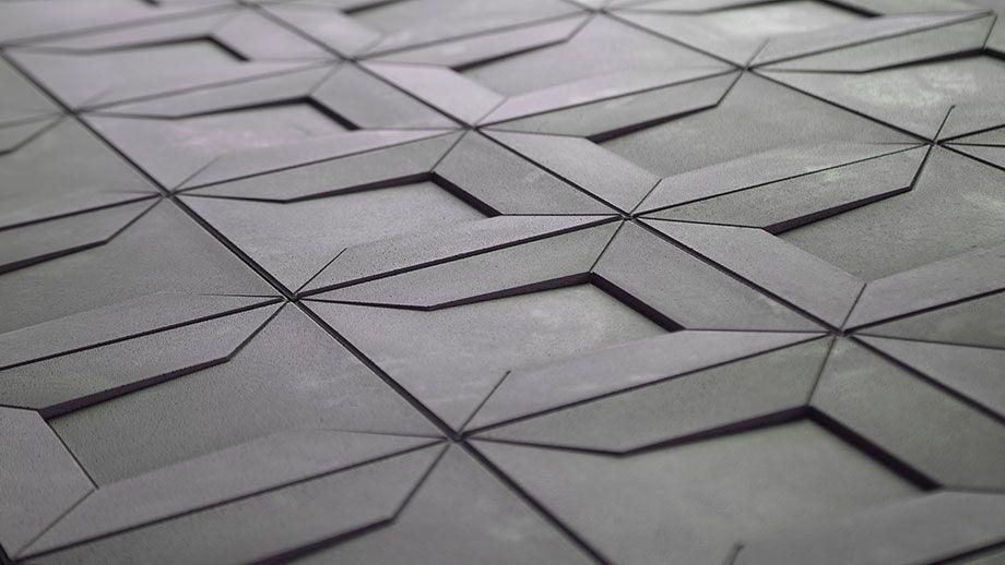 San S Concrete Decorative Wall Tile Concrete Decor Decorative Wall Tiles Wall Tiles