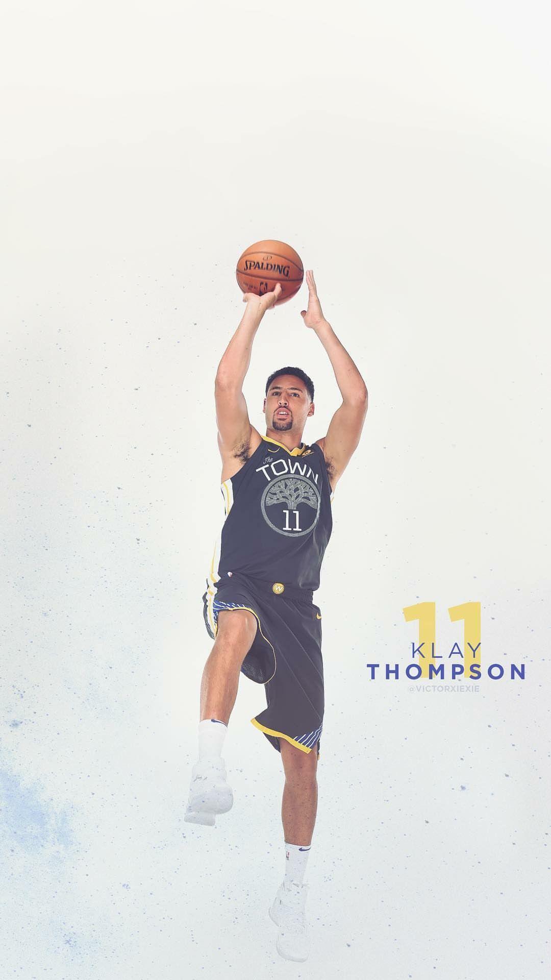 Klay Thompson Wallpaper Klay Thompson Best Nba Players Klay Thompson Wallpaper