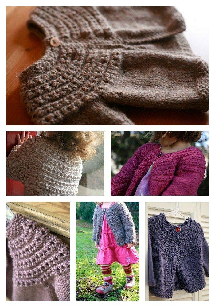 Free Toddler Sweater Knitting Patterns | Tejido, Deberes y Bebe