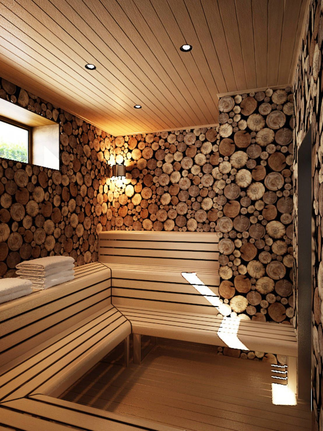 7 sauna sauna badezimmer und haus. Black Bedroom Furniture Sets. Home Design Ideas