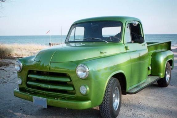 54 Dodge | Keep On Truckin! | Pinterest | Dodge trucks, Dodge pickup