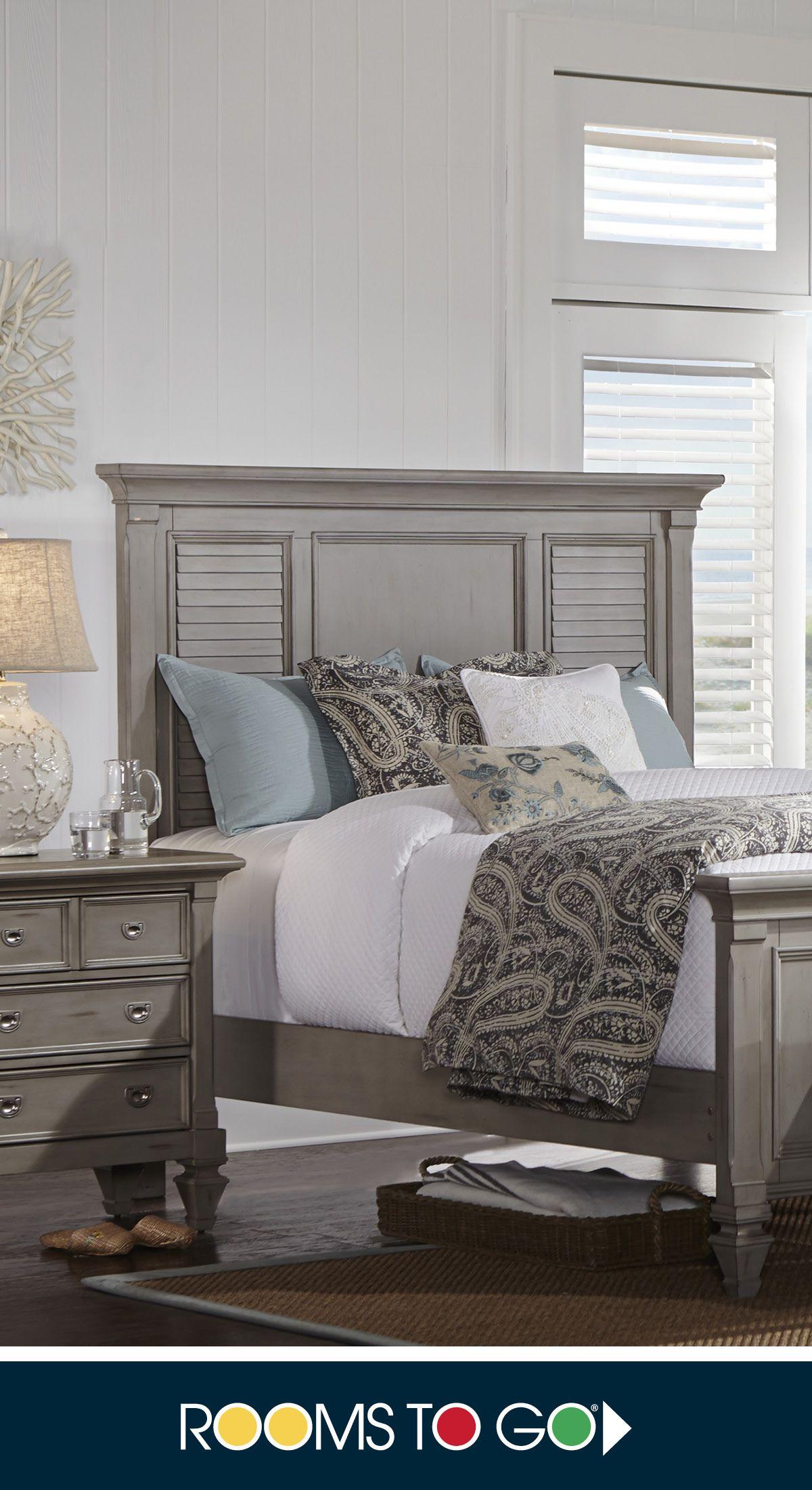 Belmar Gray 5 Pc Queen Panel Bedroom In 2019 First