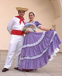 Puerto Rico Costumes