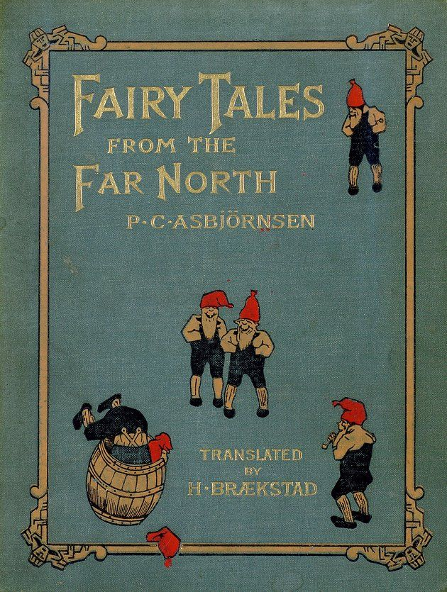 Book Cover Art Generator : Fairy tales from the far north publication date