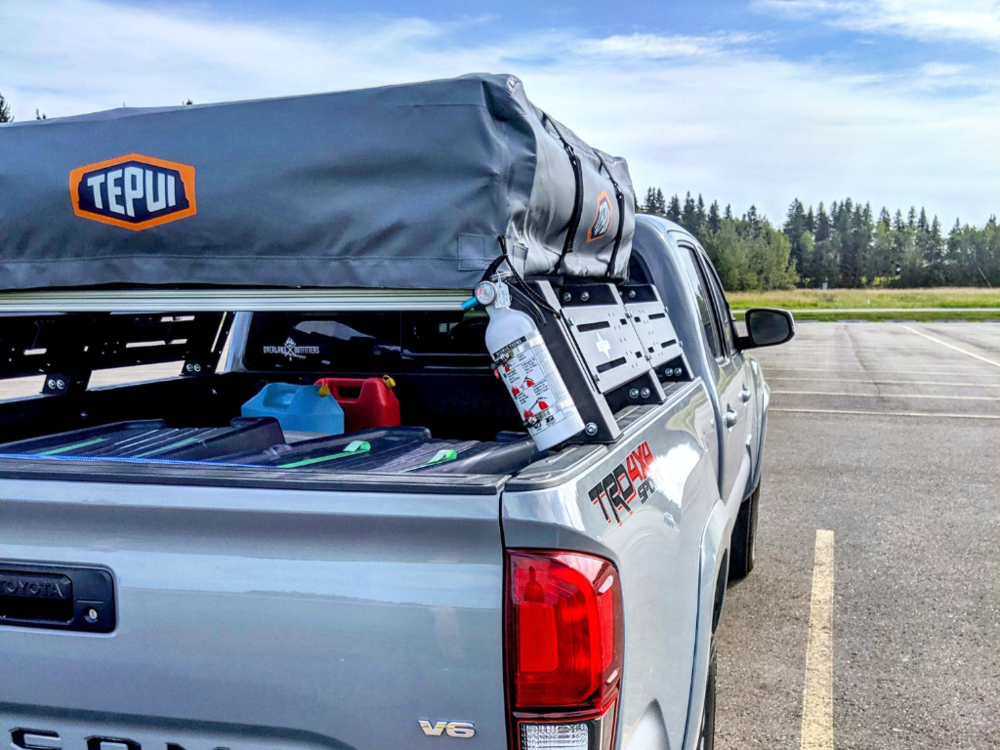 20052020 Toyota Overland Bed Rack in 2020 Toyota
