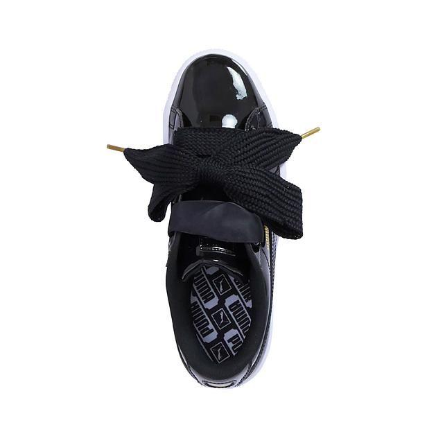 Basket Heart Patent sneakers   Sneaker, Schoenen dames, Paars