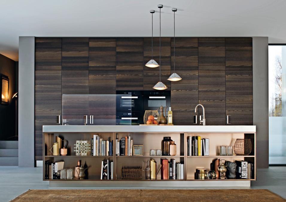 Cucine tra living e laboratori hi-tech | Architects, Kitchens and Modern