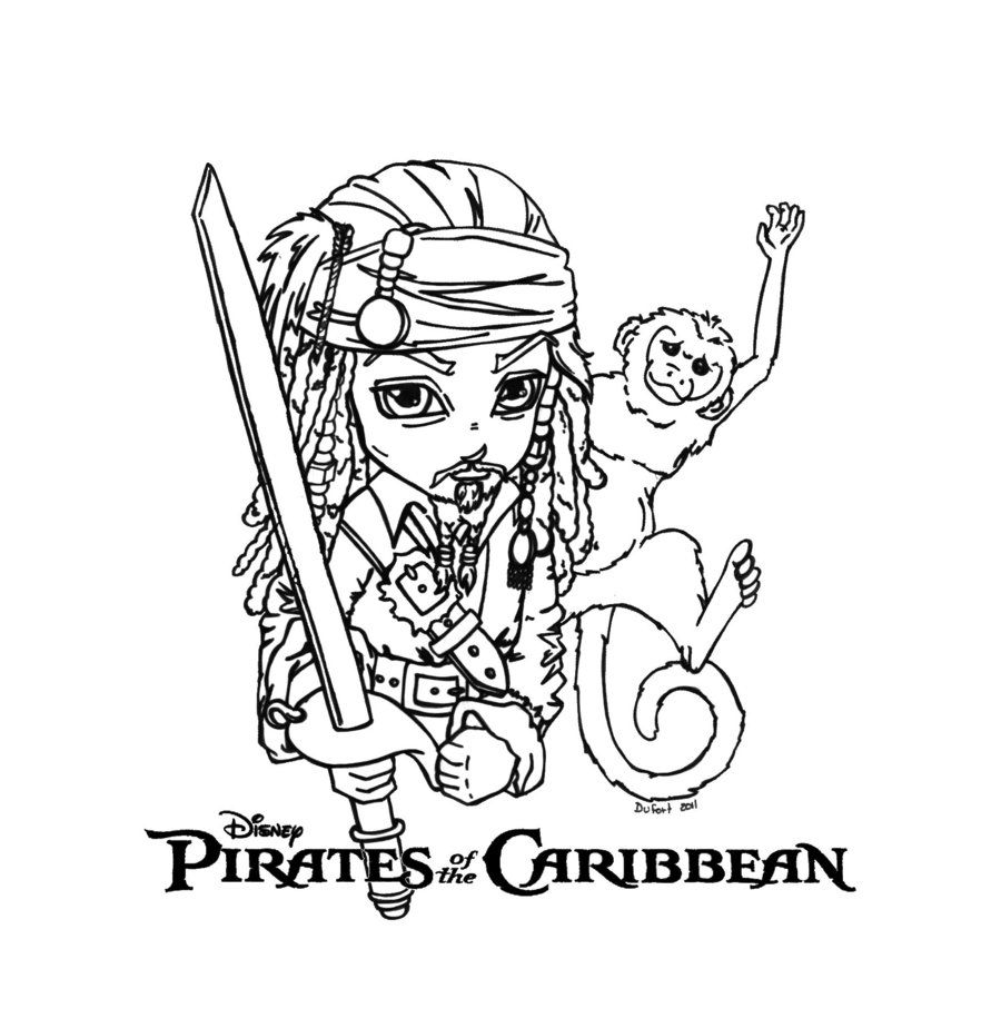 Pirates of the Caribbean by JadeDragonne.deviantart.com on ...