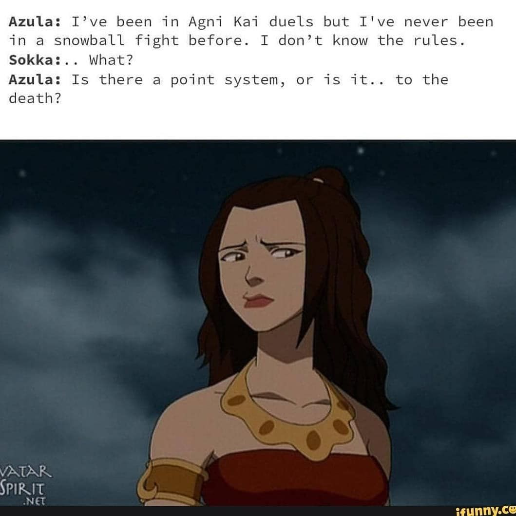 Sokka On Instagram That S Exactly How It Would Be Follow Avatar The Last Airbender Funny Avatar Airbender Avatar Azula