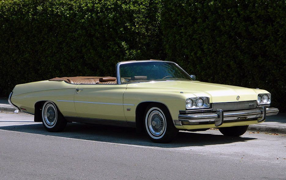 Bid for the chance to own a No Reserve: 1973 Buick Centurion Convertible at auct…