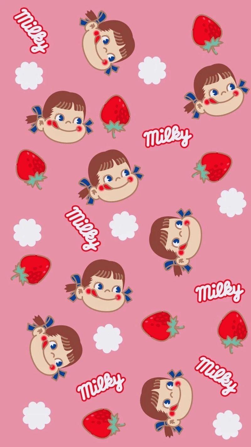Cute Cartoon おしゃれまとめの人気アイデア Pinterest 公美 飯尾 壁紙 かわいい 可愛い壁紙 フルーツ イラスト