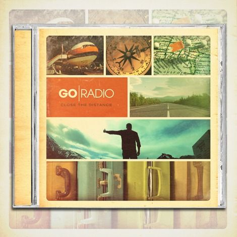 Close The Distance By Go Radio Only 8 On Merch Now News Songs Album Art Radio