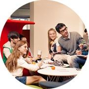 EF Education First. I would love studying a language course abroad!