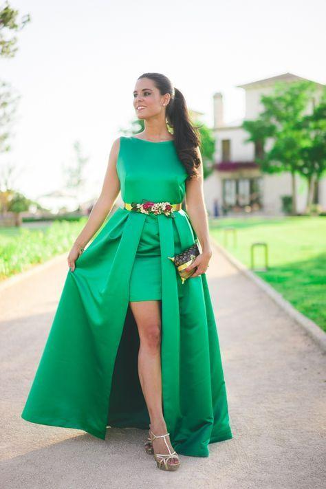 Jorge De La Rosa Vestidos De Gala En 2019 Vestidos Verde