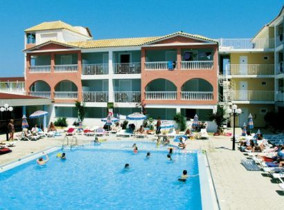 Planos Aparthotel Greece Zante 3t Only From Thomson In Summer 2017