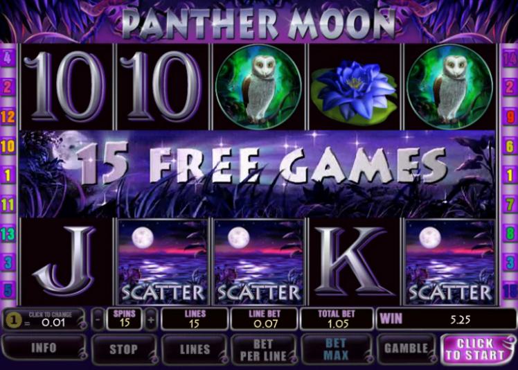 игровые автоматы играть бесплатно в луны