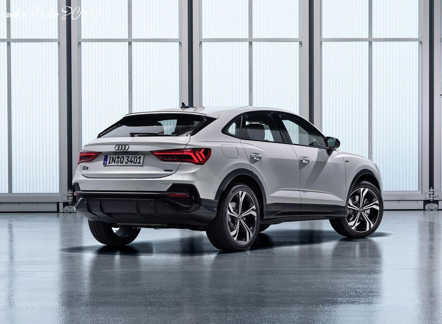 Audi Q3 S Line 2020 In 2020 Audi Q3 Audi Dream Cars