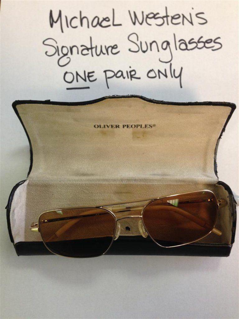 bea6c833d3 Michael Westen Signature Sunglasses Auctions Online