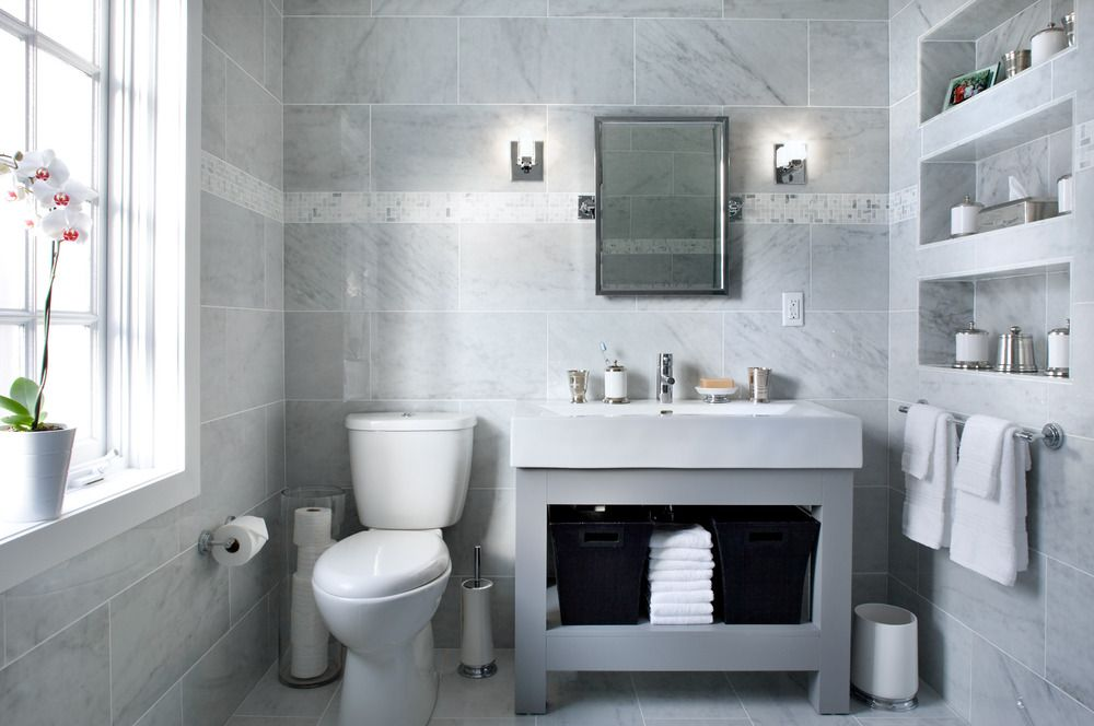 Exceptionnel A Complete Bathroom Makeover By Colin U0026 Justin