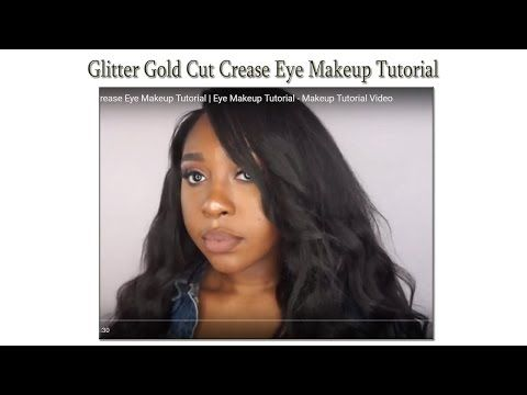 Glitter Gold Cut Crease Eye Makeup Tutorial | Makeup Tutorial Channel... See More Here : http://goo.gl/jDA1dc  Hope Your Enjoy! ..... Like, Share, Comment & Subscribe Us!  More Makeup Tutorial Channel videos ... Click Here: https://www.youtube.com/channel/UC3SbRN6zFEgCdnKHZj28B4w #makeup #makeuptutorial #easymakeup #makeupvideos #makeupforbeginners #makeupforteenagers