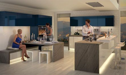 Nice Nolte Modular Kitchen