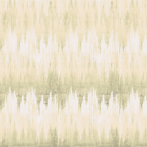 rags ikat washed bamboo fabric by glimmericks on Spoonflower - custom fabric