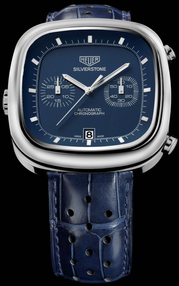 Classic Tag Heuer Silverstone Watches