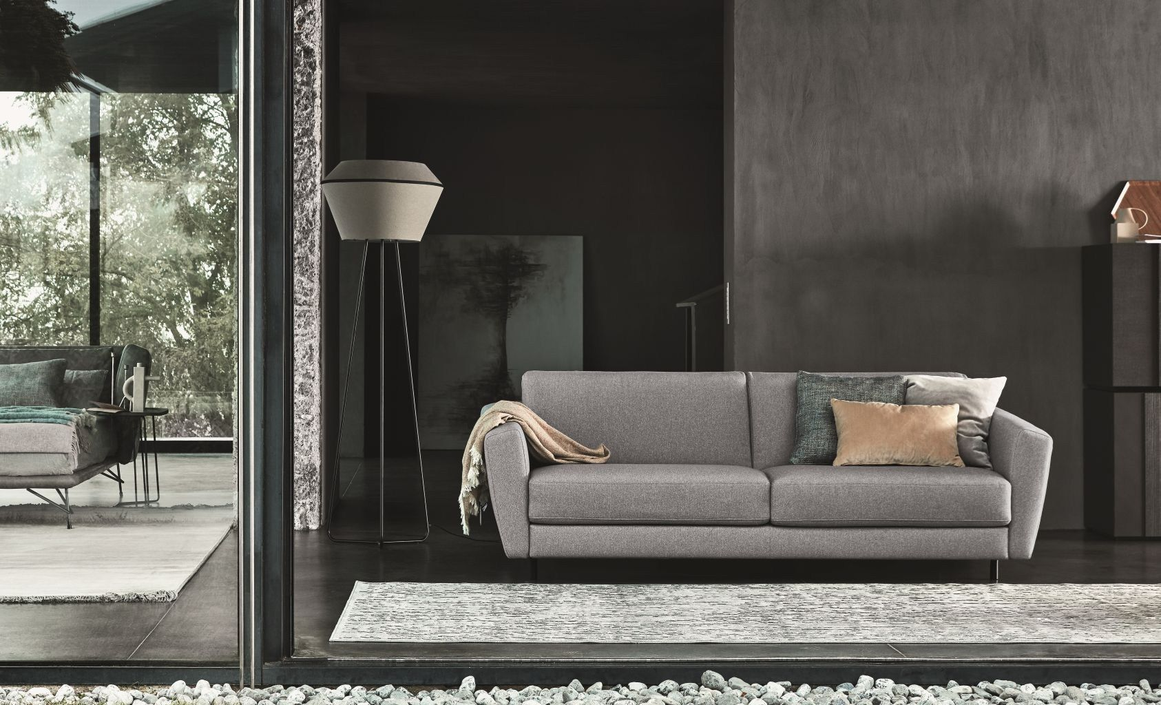 LENNOX Divano letto By Ditre Italia design Stefano