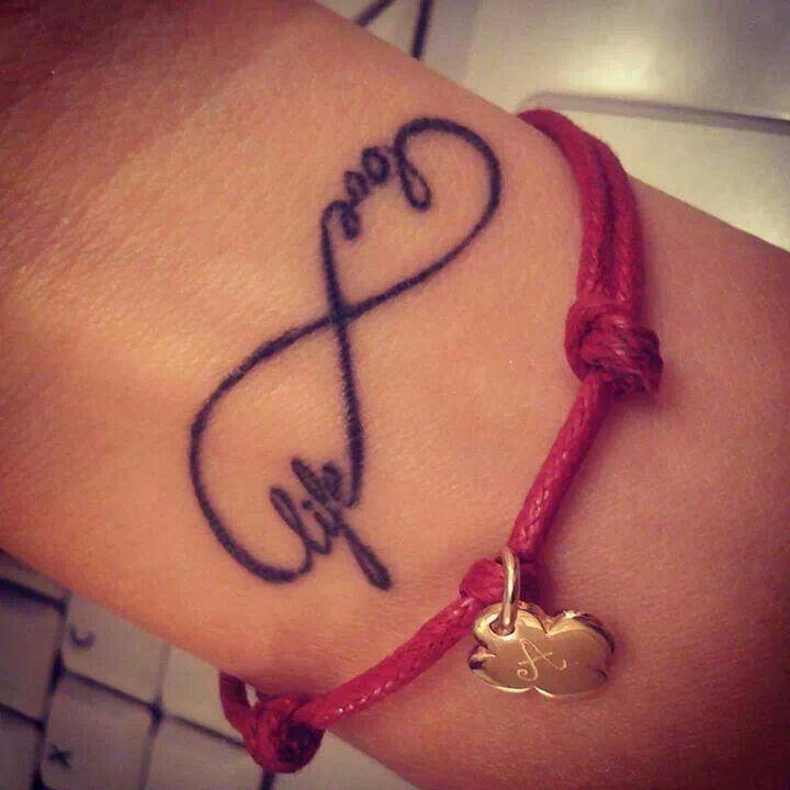Tattoo Upgrade Tattoos For Women Infinity Tattoo Tattoos