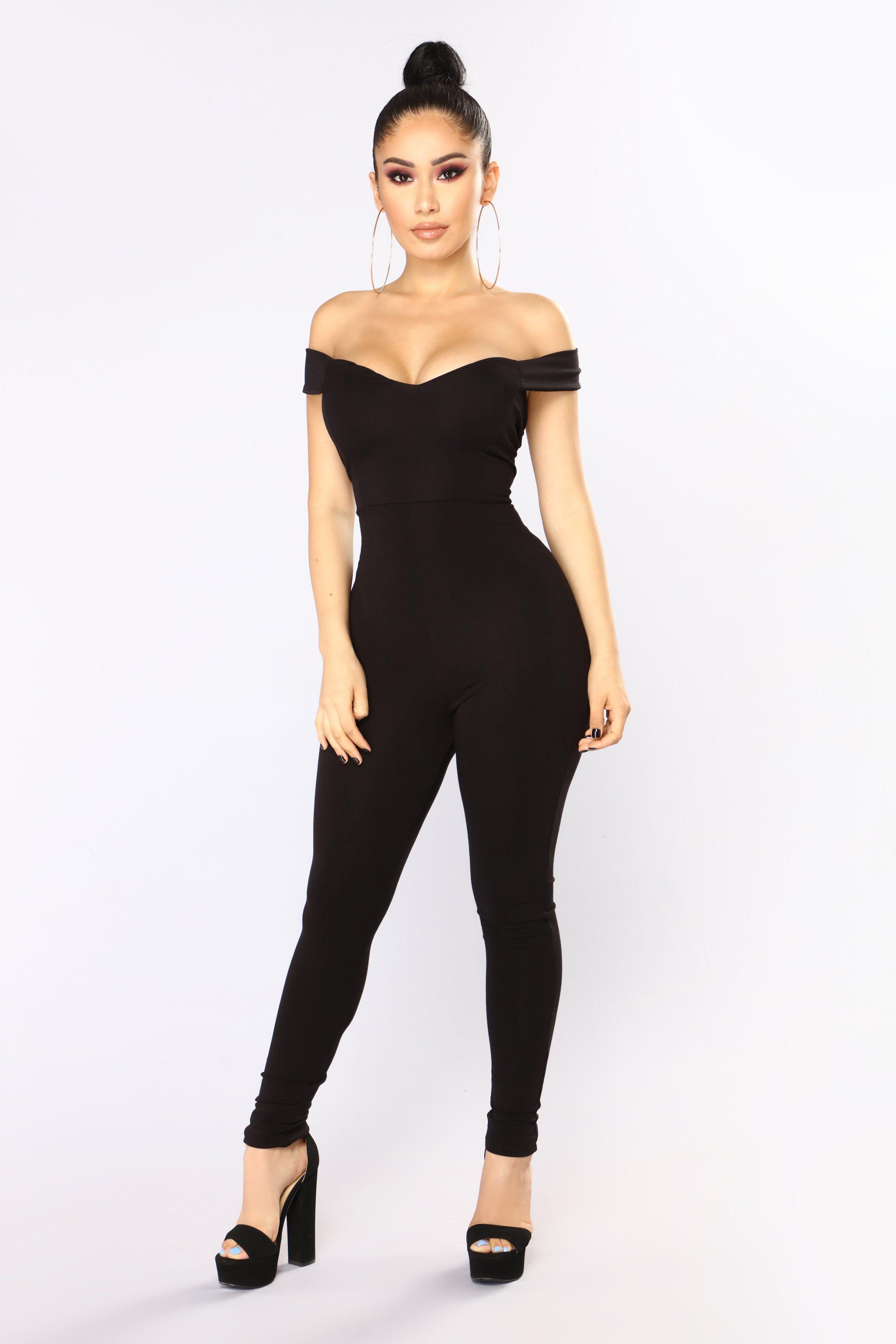 4e42966807 Serena Jumpsuit - Black in 2019