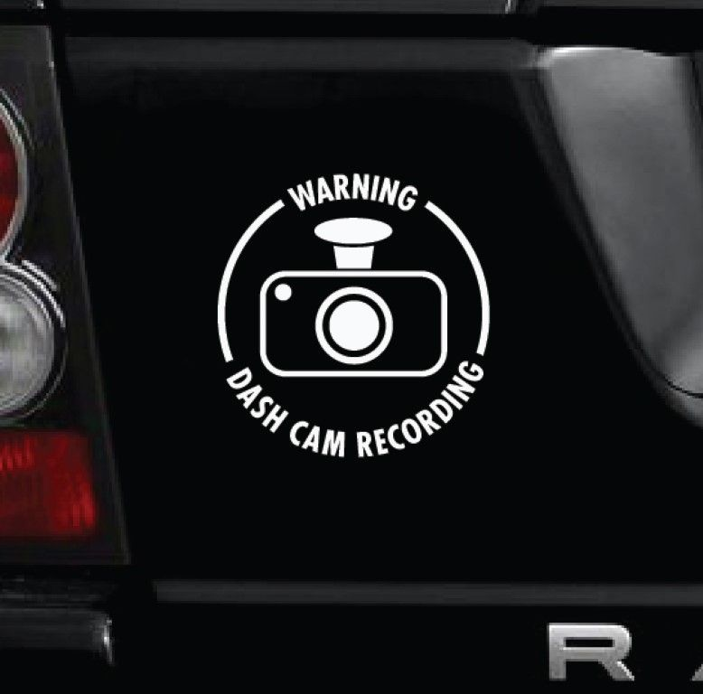 CCTV IN CAR CAMERA WARNING FOR UBER AND LYFT SIGN UBER Recording LAMINATED