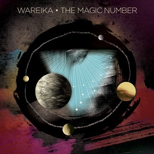 Wareika - The Magic Number / Visionquest / VQCD007 - http://www.electrobuzz.fm/2016/03/18/wareika-the-magic-number-visionquest-vqcd007/