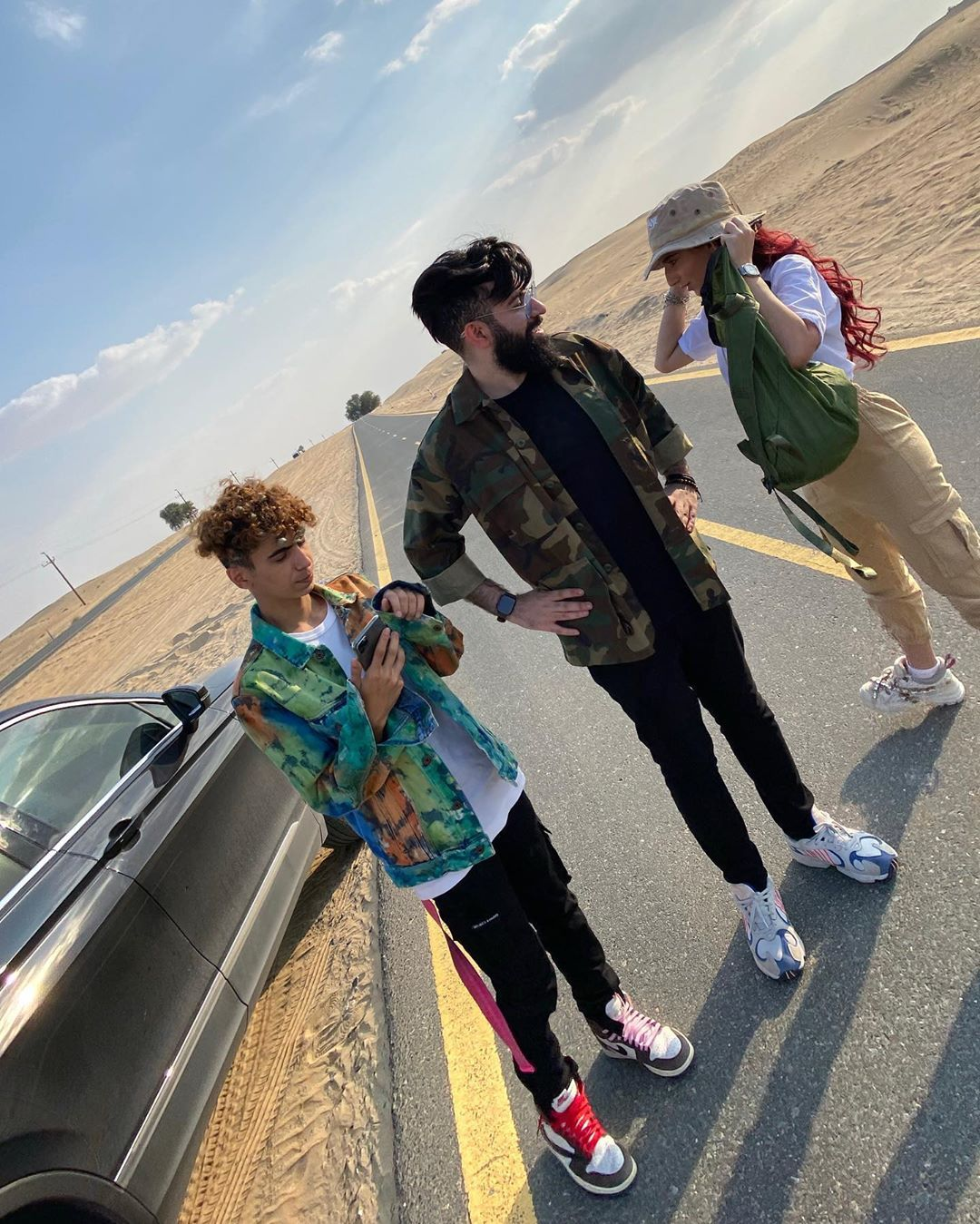 Ahmed Alnasheet أحمد النشيط On Instagram I Don T Know What We Were Doing Movlogs Took This Photo What Are We Doing Narin Photo Beauty I Don T Know