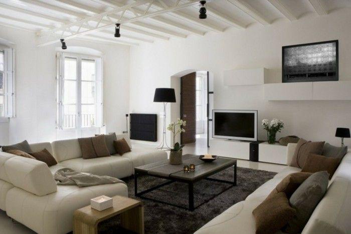 Wohnzimmer Lampen 66 Ausgefallene Ideen Fur Die Beleuchtung Des
