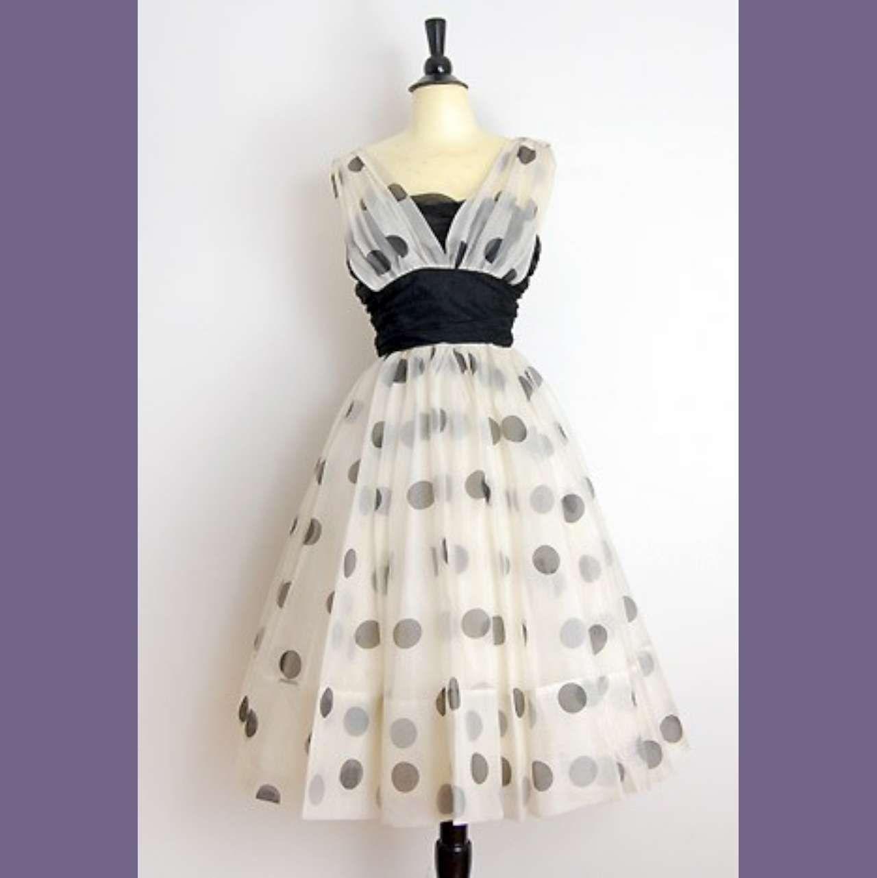 Vintage s prom dress dresses pinterest s prom dress
