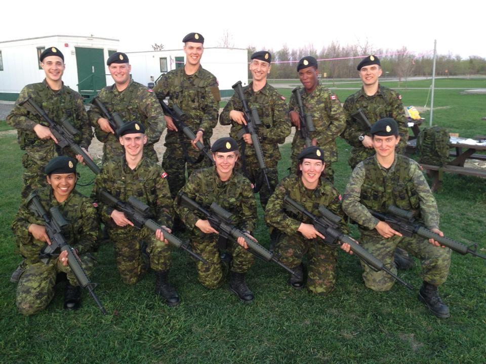 3 Section on BMQ | Uniforms | Pinterest | Military jacket ...