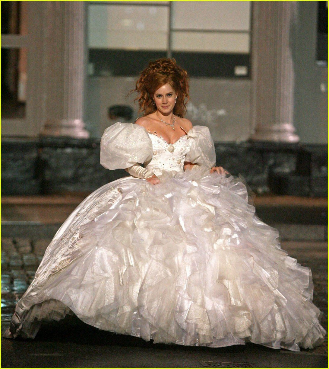 Enchanted Movie: James Marsden, Amy Adams