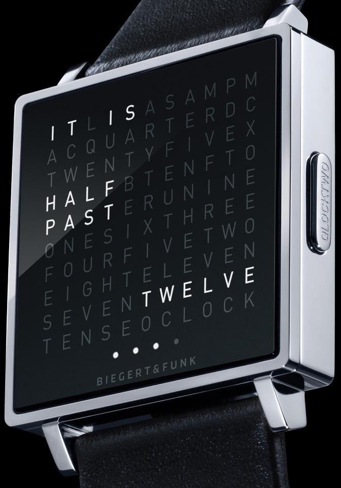 Жидкокристаллический экран заполнен буквами в хаотическом, казалось бы, порядке.