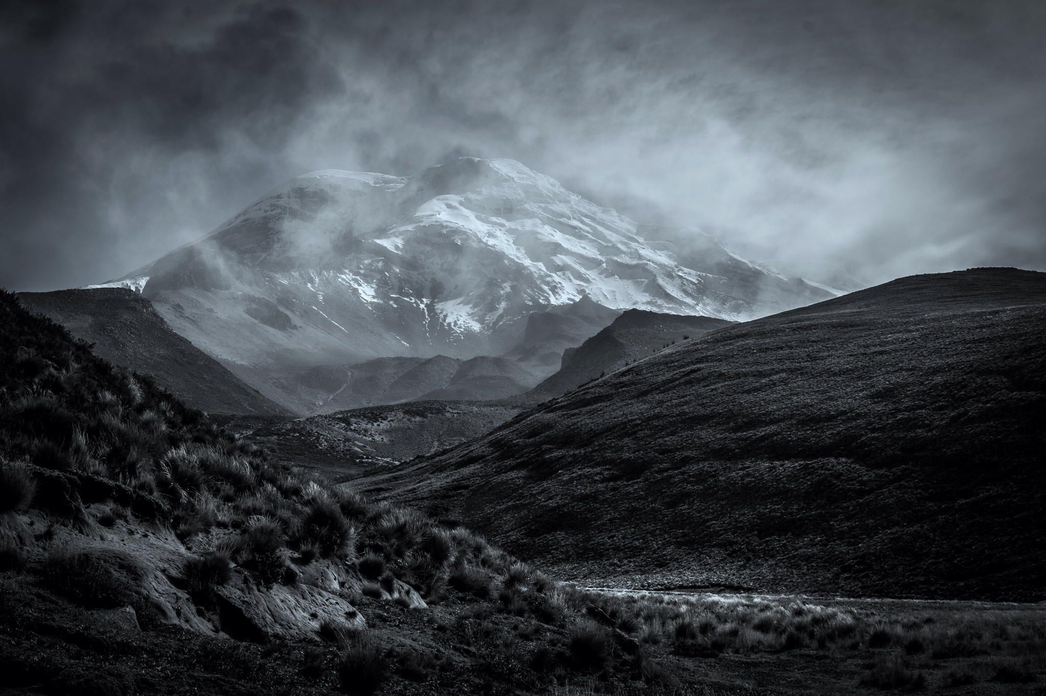 Chimborazo- 6268m by Tanner Bentley on 500px