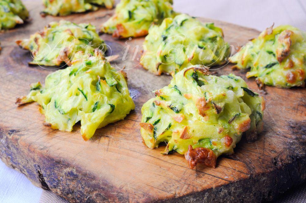 Pranzo Veloce E Sano Per Bambini : Frittelle al forno con patate e zucchine veloci contorni