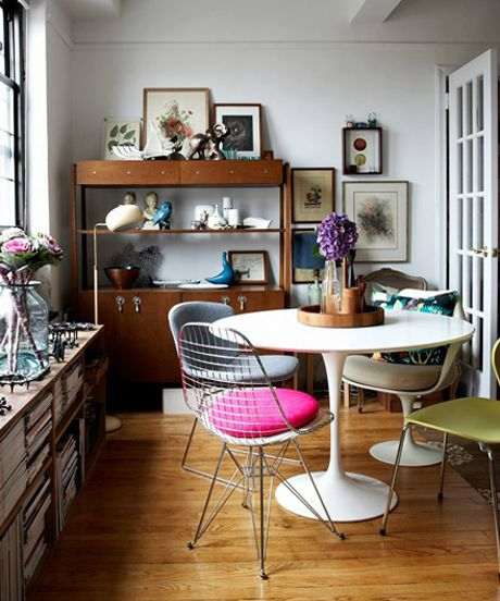 Mix And Match Furniture Dining Room Ideas 33