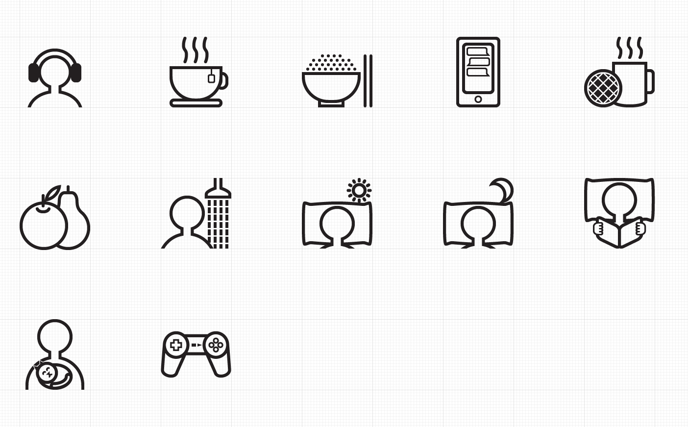 Illustrate your Day: An Intro to Symbol Design